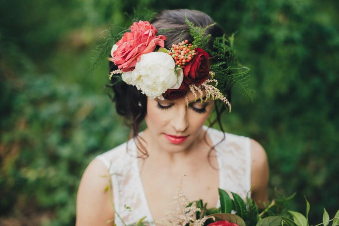 Bits and Blooms Styled Shoot by iZO Photography - 005