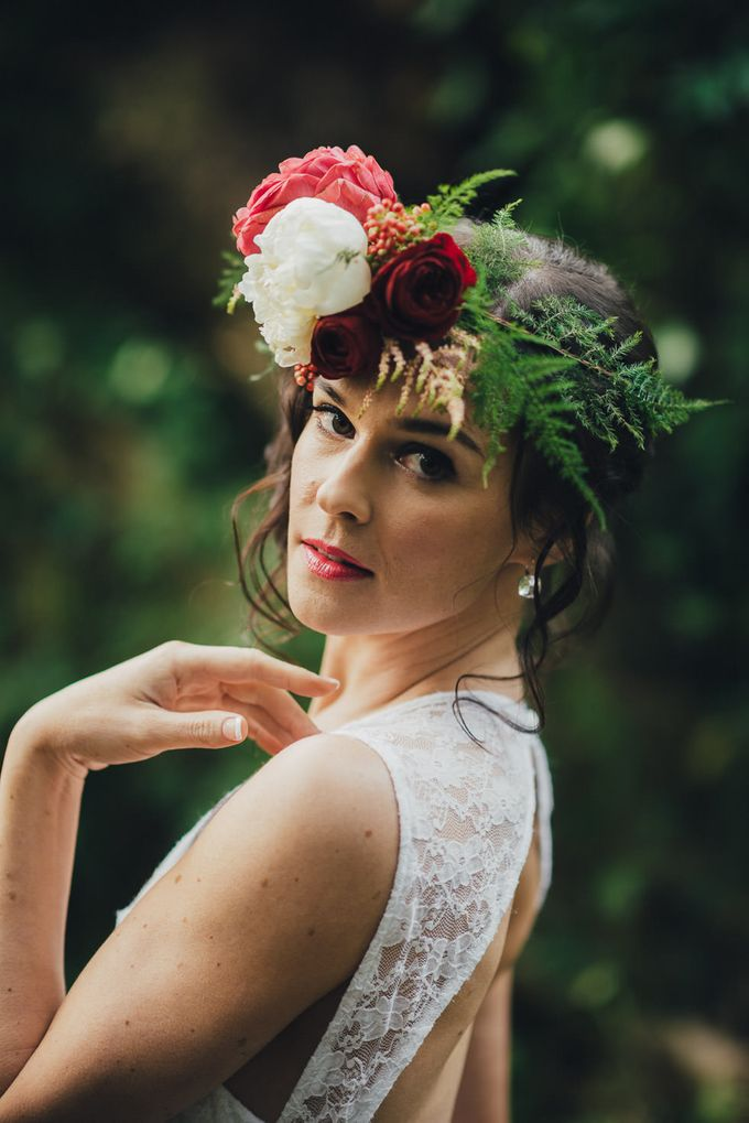 Bits and Blooms Styled Shoot by iZO Photography - 007