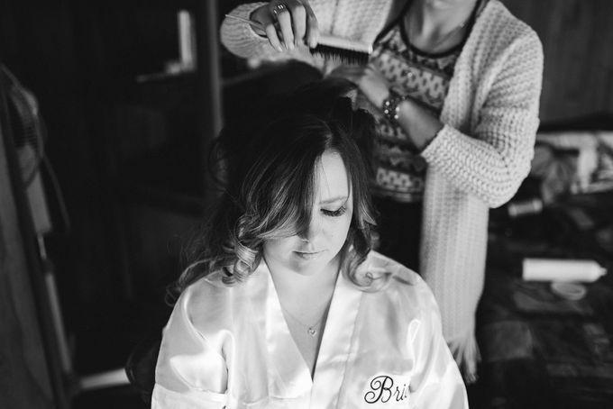 Alyssa and Teela Wedding by iZO Photography - 004