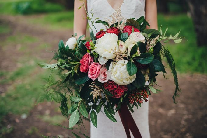 Bits and Blooms Styled Shoot by iZO Photography - 013