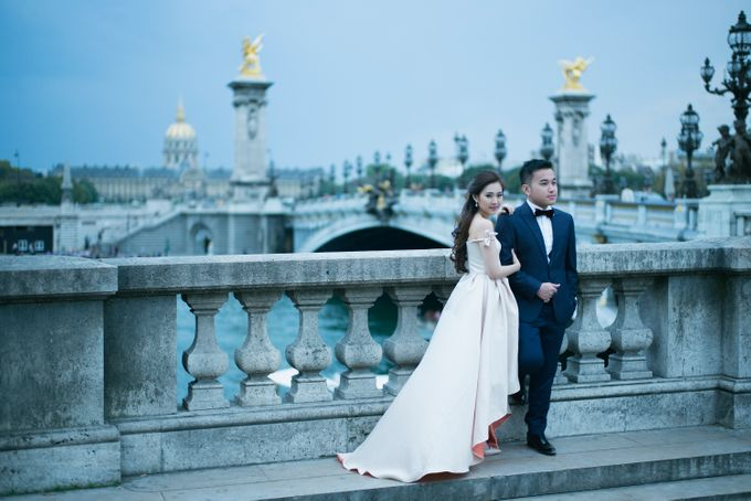 Prewedding Suit by Wong Hang Distinguished Tailor - 004