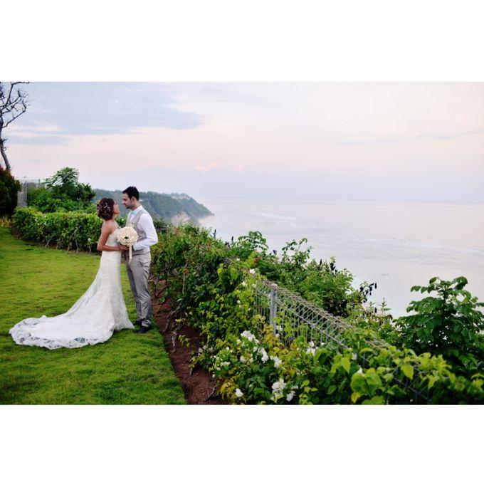 David & Rose by Bali Exotic Wedding Organizer - 001