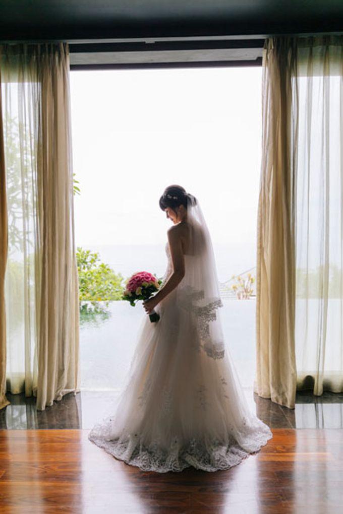 JJ & WN Wedding at The White Dove Chapel Banyan Tree by Max.Mix Photograph - 008
