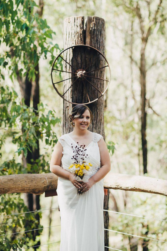 Alyssa and Teela Wedding by iZO Photography - 006
