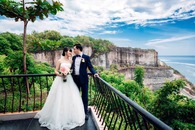 JJ & WN Wedding at The White Dove Chapel Banyan Tree by Max.Mix Photograph - 018