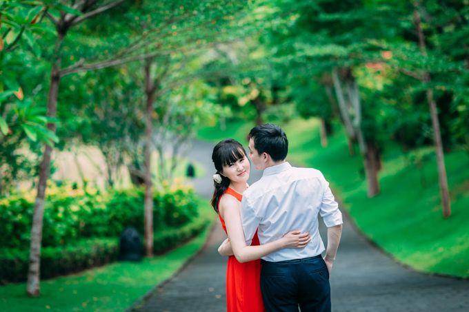 JJ & WN Wedding at The White Dove Chapel Banyan Tree by Max.Mix Photograph - 019