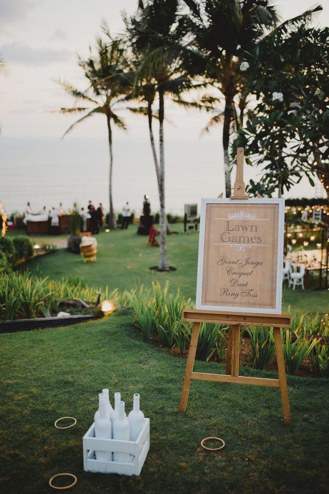 Ed & Fern @ Khayangan Estate by Bali Dream Day - 020