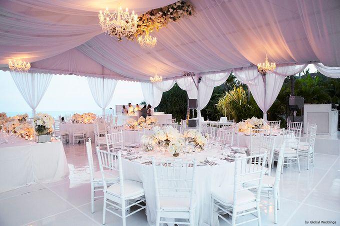 Wedding @ Semara Luxury Villa by THE UNGASAN CLIFFTOP RESORT BALI  - 007