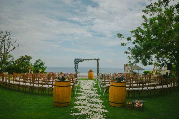 Keat & Georgiana @ Pandawa Cliff Estate by Bali Dream Day - 007