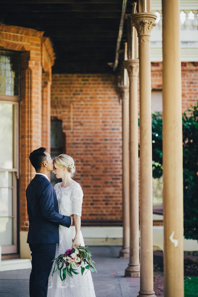 Tim and Laura Wedding by iZO Photography - 018