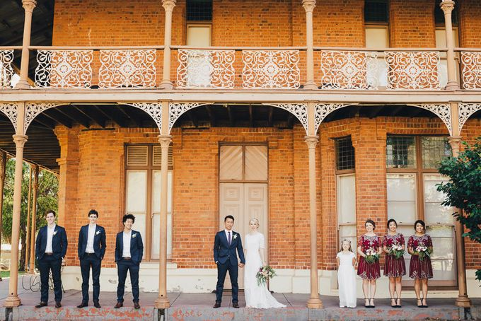 Tim and Laura Wedding by iZO Photography - 023