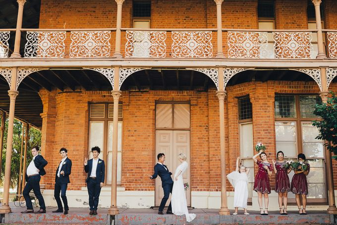 Tim and Laura Wedding by iZO Photography - 024