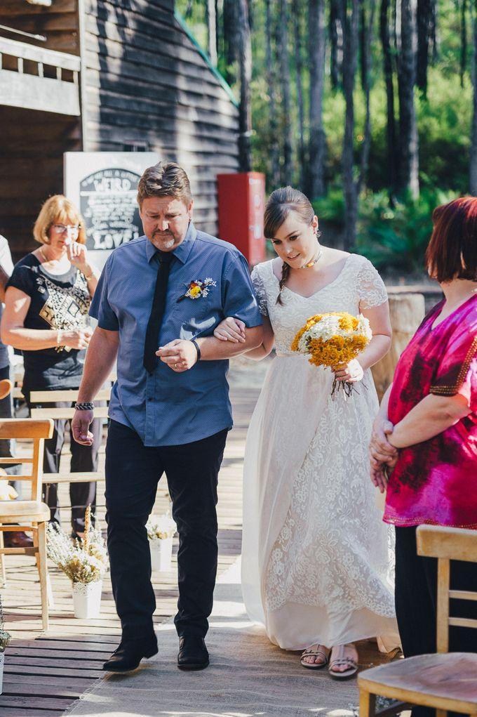Alyssa and Teela Wedding by iZO Photography - 010