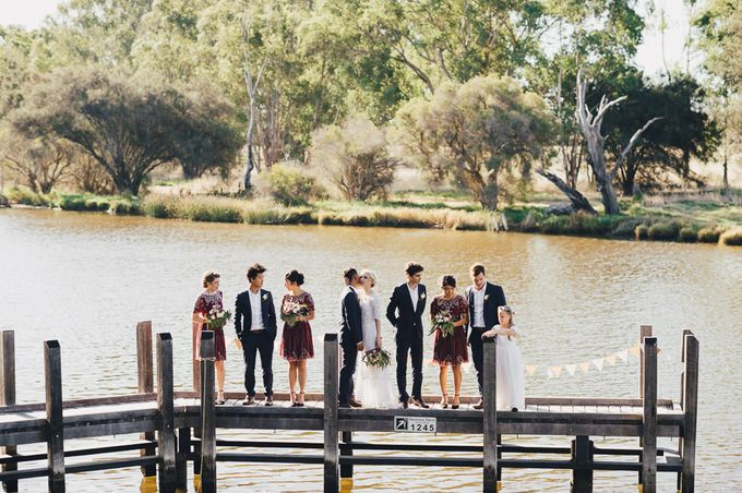 Tim and Laura Wedding by iZO Photography - 027