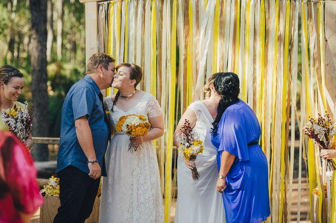 Alyssa and Teela Wedding by iZO Photography - 012