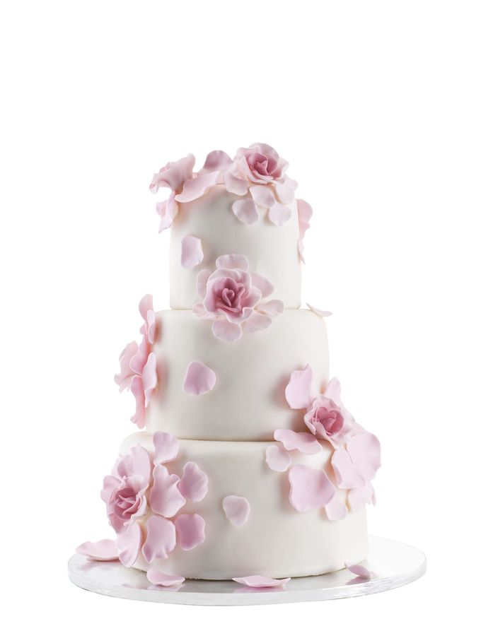 Wedding cakes and cupcakes by CUPCAKES COMPANY - 001