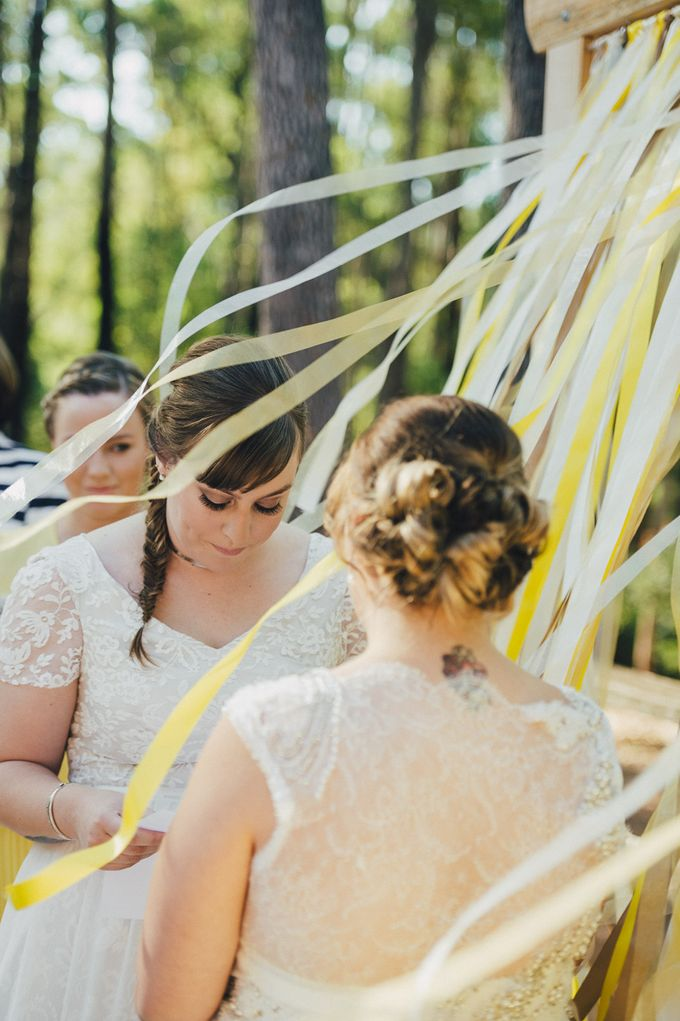 Alyssa and Teela Wedding by iZO Photography - 014