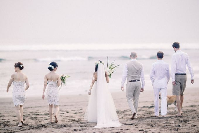 Catch Your Dreams Boho Wedding by Hari Indah Wedding Planning & Design - 025