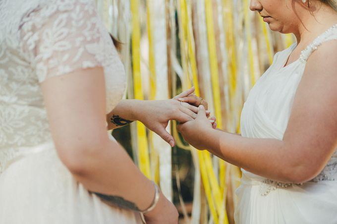 Alyssa and Teela Wedding by iZO Photography - 015