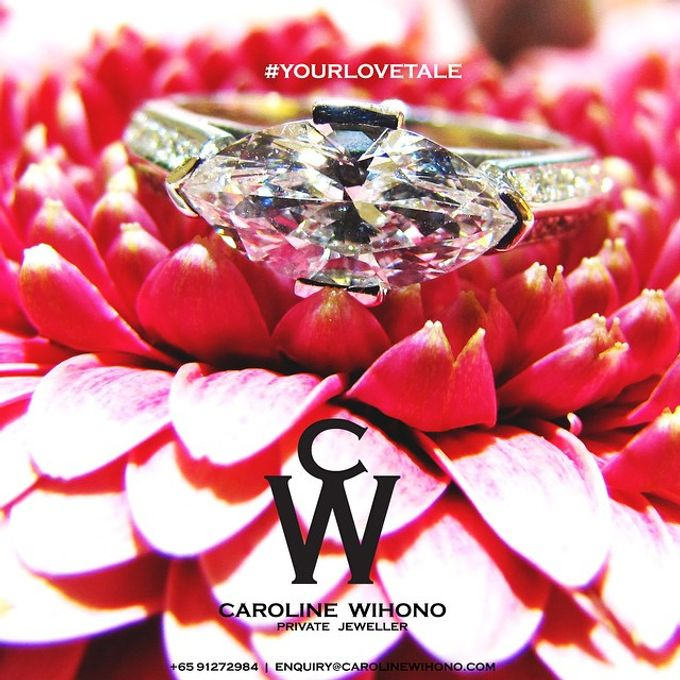 Engagement Rings by CW Jewels - 050