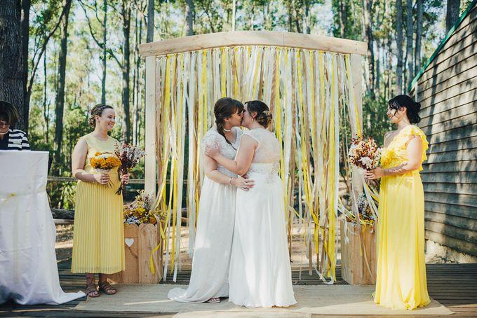 Alyssa and Teela Wedding by iZO Photography - 016