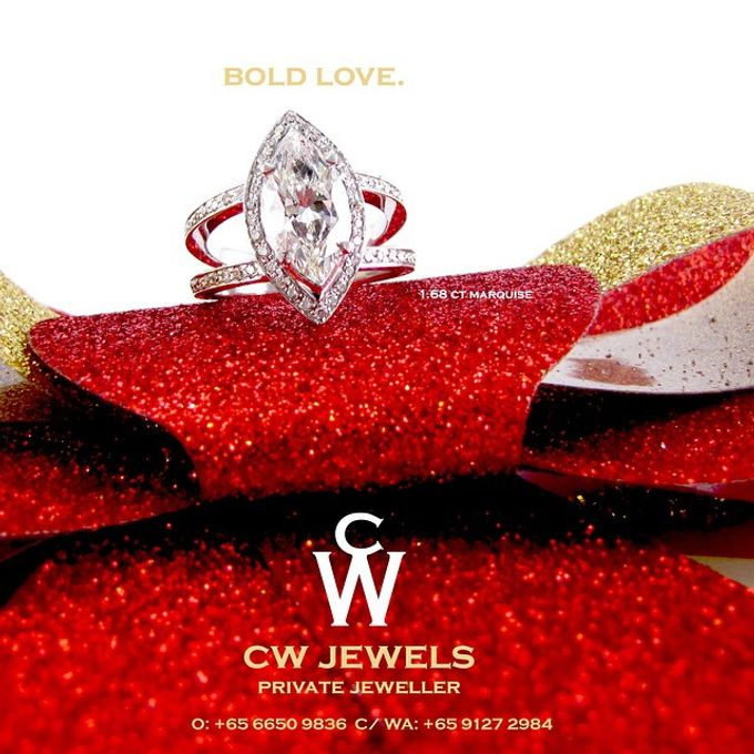 Engagement Rings by CW Jewels - 042