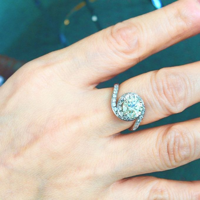 Engagement Rings by CW Jewels - 037