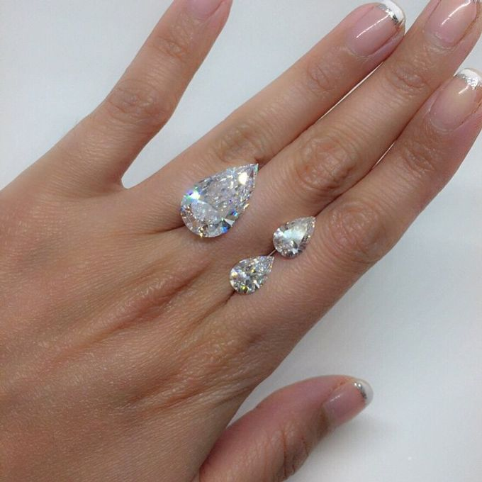 Engagement Rings by CW Jewels - 036
