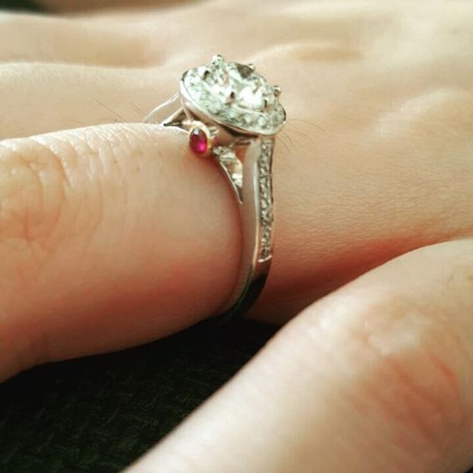 Engagement Rings by CW Jewels - 028
