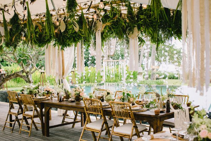 Catch Your Dreams Boho Wedding by Hari Indah Wedding Planning & Design - 029