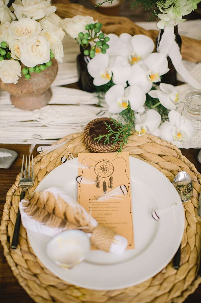 Catch Your Dreams Boho Wedding by Hari Indah Wedding Planning & Design - 035