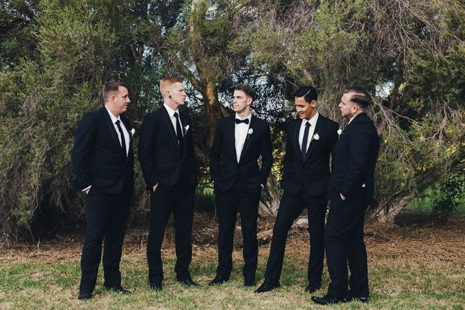 Hannah and James Wedding by iZO Photography - 003