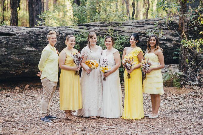 Alyssa and Teela Wedding by iZO Photography - 020