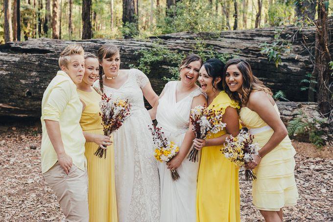 Alyssa and Teela Wedding by iZO Photography - 021