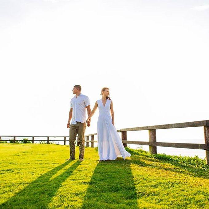 Pra wedding photos by Bali Exotic Wedding by Bali Exotic Wedding Organizer - 005
