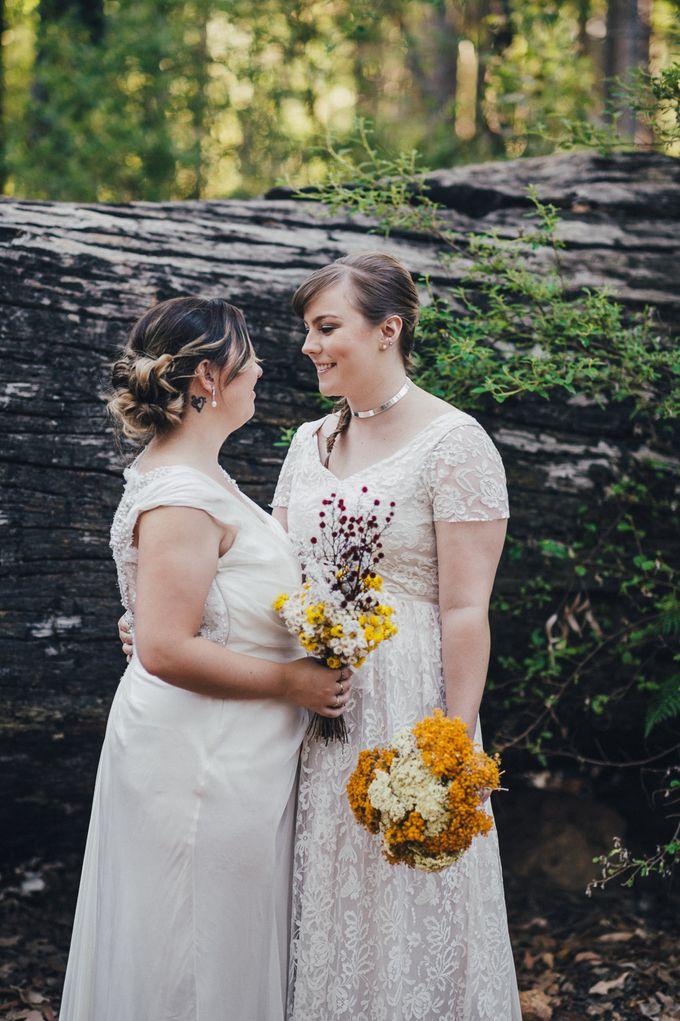 Alyssa and Teela Wedding by iZO Photography - 023