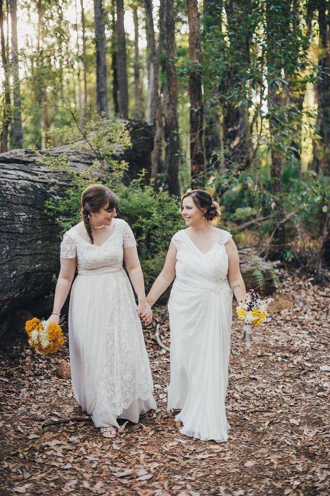 Alyssa and Teela Wedding by iZO Photography - 024