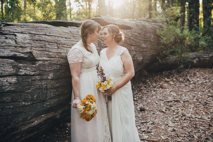 Alyssa and Teela Wedding by iZO Photography - 025