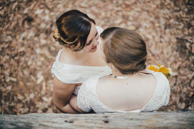 Alyssa and Teela Wedding by iZO Photography - 026