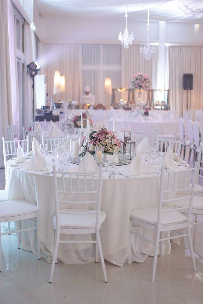 Daniel & Gerlinde Wedding 2016 by Bearland Paradise Resort - Casa Blanca Convention Hall - 019