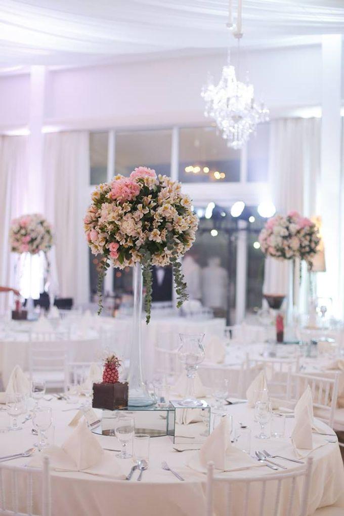 Daniel & Gerlinde Wedding 2016 by Bearland Paradise Resort - Casa Blanca Convention Hall - 020