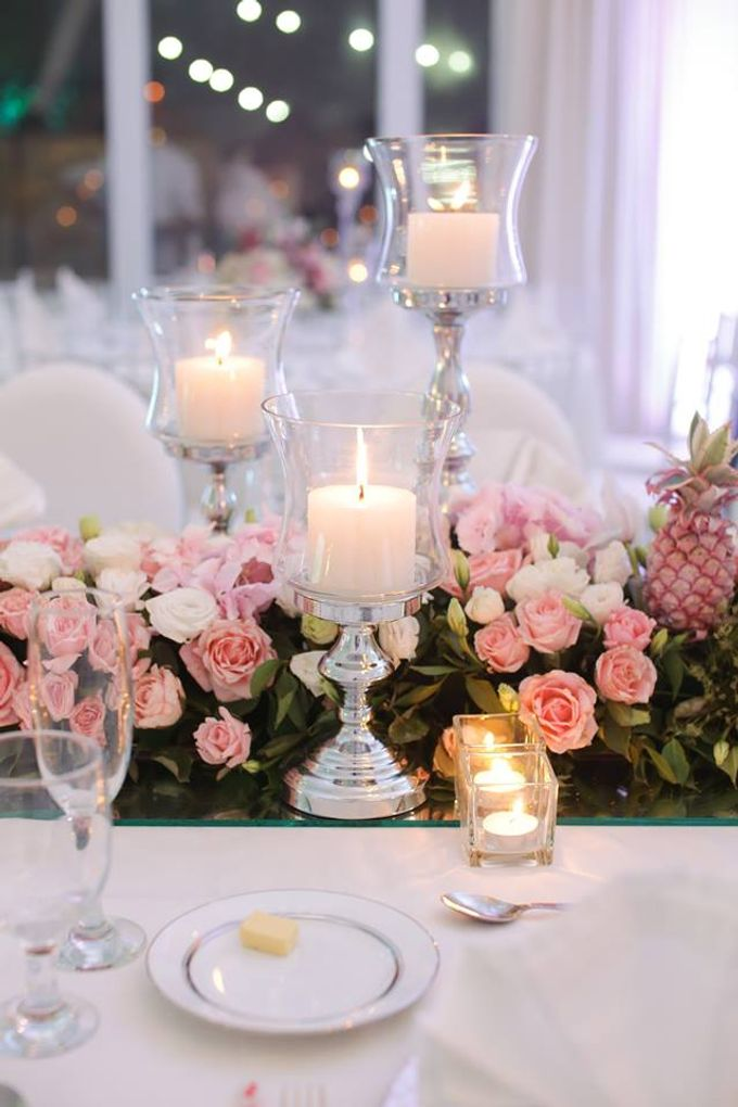 Daniel & Gerlinde Wedding 2016 by Bearland Paradise Resort - Casa Blanca Convention Hall - 028