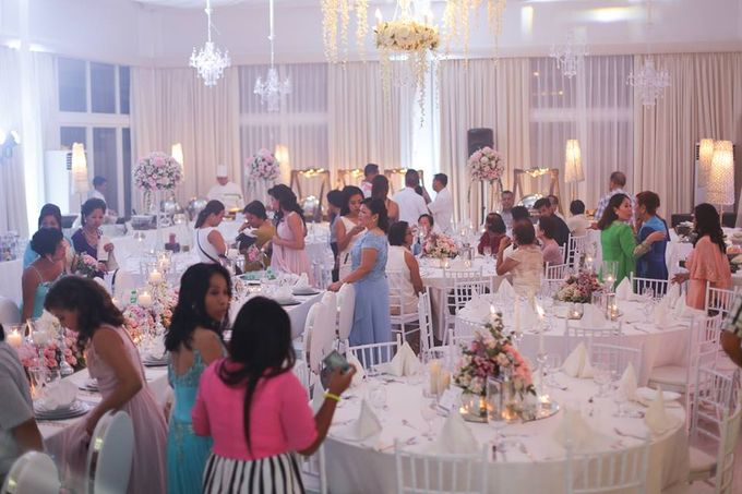 Daniel & Gerlinde Wedding 2016 by Bearland Paradise Resort - Casa Blanca Convention Hall - 032