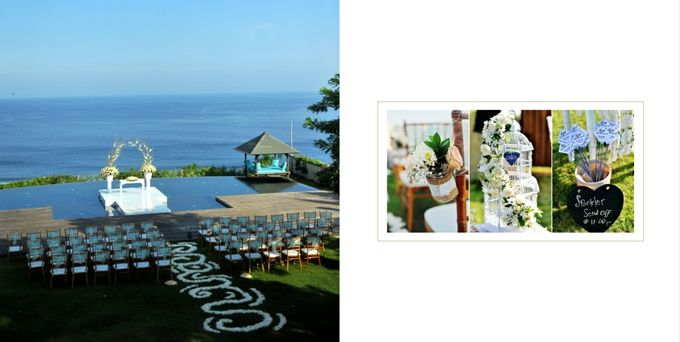 David & Rose by Bali Exotic Wedding Organizer - 005