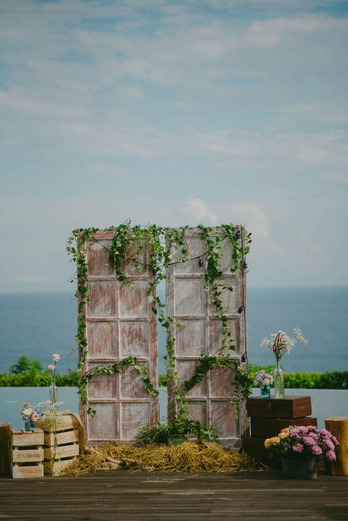 Keat & Georgiana @ Pandawa Cliff Estate by Bali Dream Day - 014