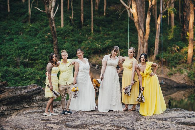 Alyssa and Teela Wedding by iZO Photography - 032