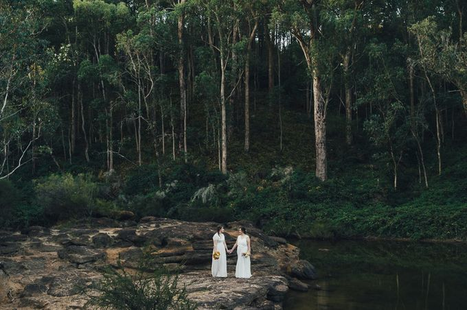 Alyssa and Teela Wedding by iZO Photography - 033