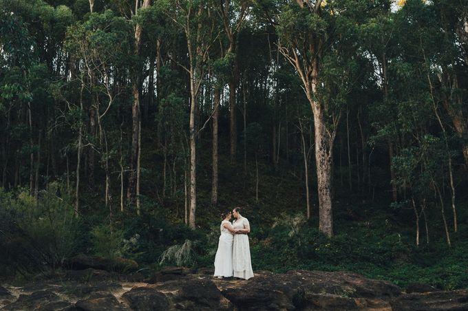 Alyssa and Teela Wedding by iZO Photography - 035
