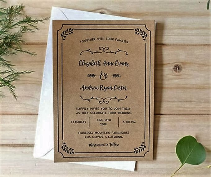Invitation Cards by EPeak Event Solutions - 001
