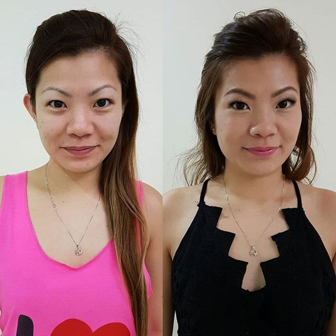 MAKEUP BEFORE-AFTER by Après Makeup - 002
